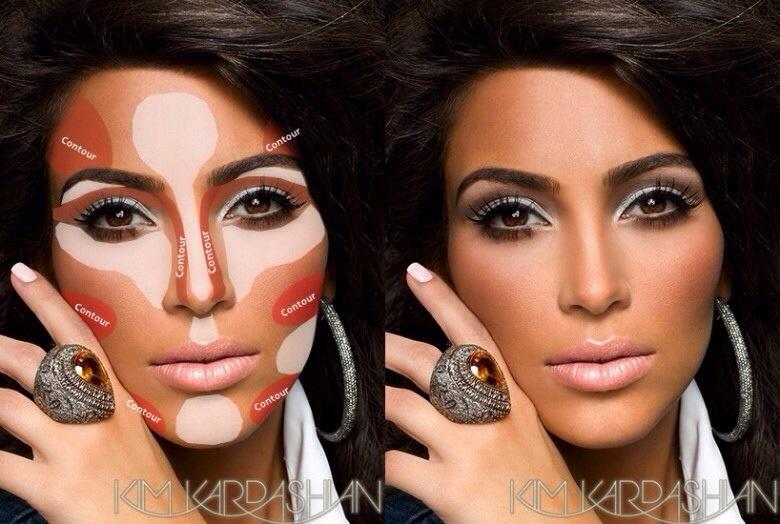 Professional Contouring make up techniques . A mustladies👌