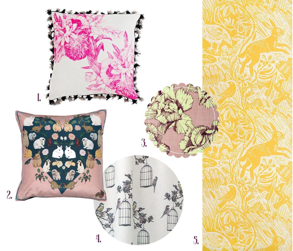 Spring Inspired Prints