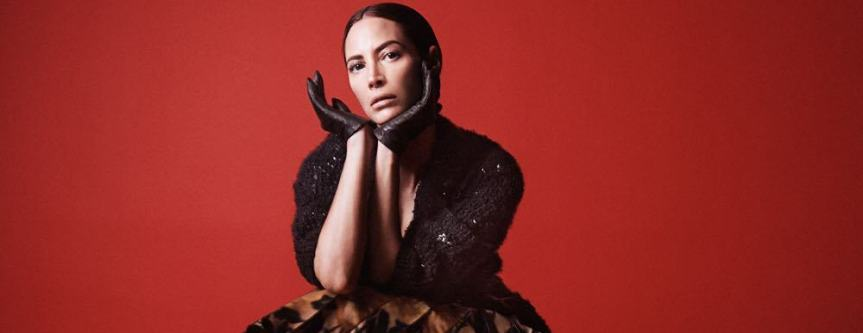 CHRISTY TURLINGTON IS THE LATEST TO STAR IN MARC JACOBS FALL 2015 CAMPAIGN