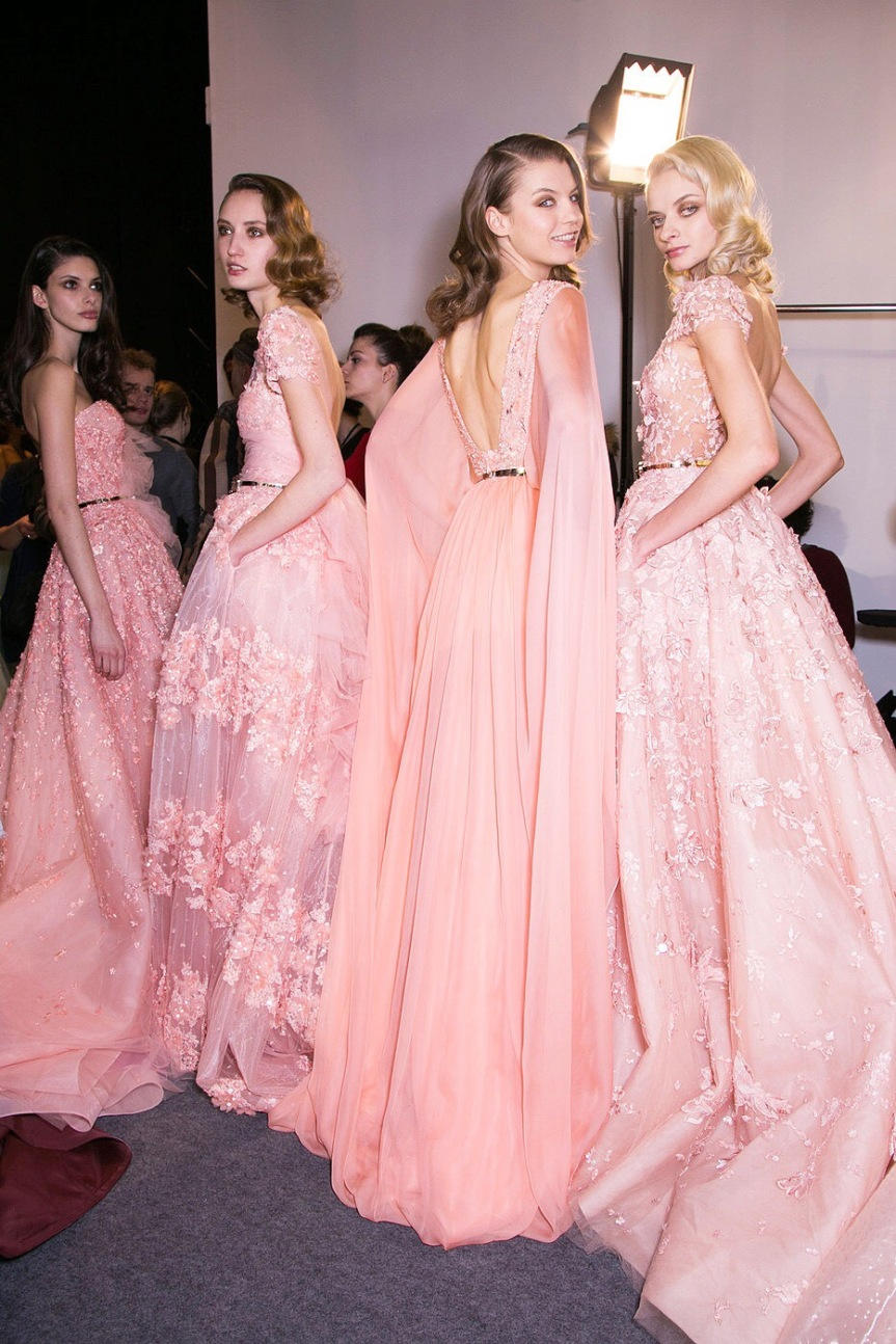 Blushing…..Fashion Inspiration for 2015